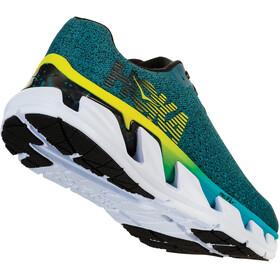 Hoka One One M's Elevon Running Shoes caribbean sea/black